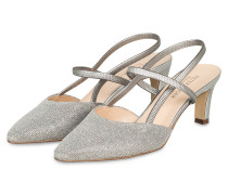 Slingpumps MITTY - SILBER