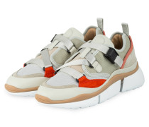 Sneaker SONNIE LOW - LIGHT EUCALYPTOSE