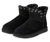 Fell-Boots AIDAH MINI - SCHWARZ