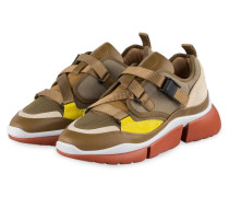 Sneaker SONNIE LOW - SOOTY KHAKI