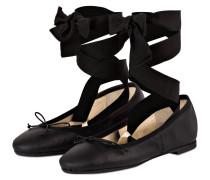 Ballerinas - SCHWARZ