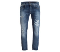 Destroyed-Jeans GROVER Straight Fit
