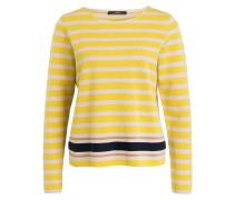 Pullover - gelb/ sand