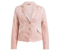 Jerseyblazer - rosa