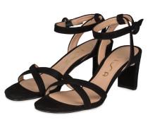 Sandaletten MADRID - SCHWARZ