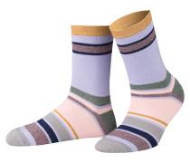 Socken ROSELLA DALEA mit Glitzergarn
