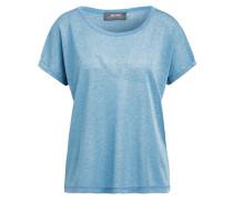 T-Shirt KAY mit Glitzergarn