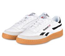 Sneaker REVENGE PLUS GUM - WEISS/ SCHWARZ