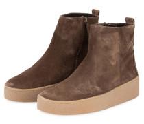 Plateau-Boots - DUNKELBRAUN