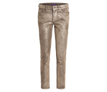 Coated-Jeans