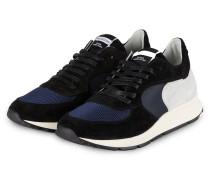 Sneaker MONTECARLO MONDIAL - SCHWARZ/ BLAU