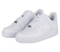 save off 89aa6 5bc23 Sneaker AIR FORCE 1 - WEISS. Nike