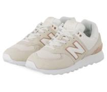 Sneaker WL574 - SAND/ BRONZE