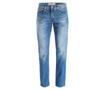 Jeans LYON Modern-Fit - 44 mid blue