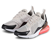 Sneaker AIR MAX 270 - BEIGE/ SCHWARZ/ ROT