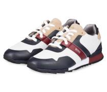Sneaker PARKOUR - WEISS/ SCHWARZ/ BEIGE