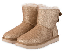 Boots BAILEY BOW SPARKLE - GOLD