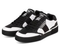 Sneaker MIAMI - SCHWARZ/ WEISS