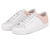 Sneaker - WEISS/ROSA