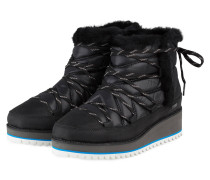 Boots CAYDEN - SCHWARZ