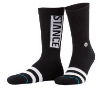 Socken OG - schwarz
