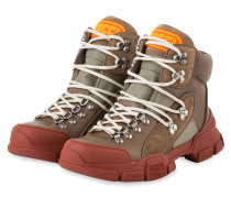 High-Top Sneaker FLASHTREK - KHAKI