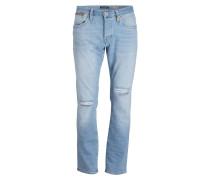 Destroyed-Jeans YVES SLIM Slim-Fit