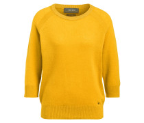 Cashmere-Pullover WIONA mit 3/4-Arm