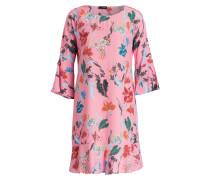 Kleid CIIRMA - rosa/ hellblau/ orange