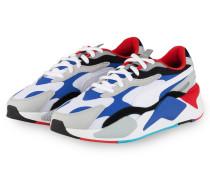 Sneaker RS-X³ PUZZLE - WEISS/ BLAU/ GRAU