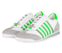 Sneaker NEW RUNNER - WEISS/ NEONGRÜN