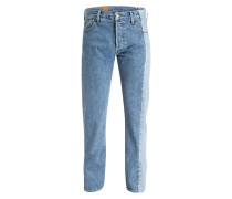Jeans Straight-Fit - blue