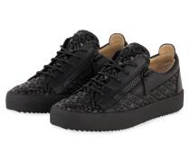 Sneaker FRANKIE STUDS - SCHWARZ