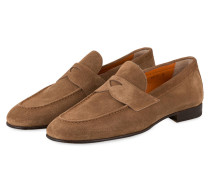 Penny-Loafer CARLOS - CAMEL