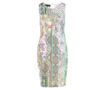 Kleid MANJANITA - rosa/ lime/ blau