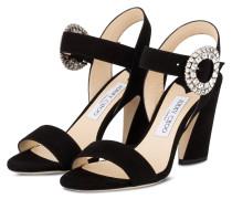 Sandaletten MISCHA 85 - SCHWARZ