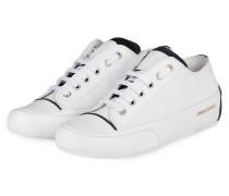Sneaker ROCK PR 3 - WEISS/ DUNKELBLAU