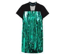 Kleid SHULA mit Pailletten- und Schmucksteinbesatz