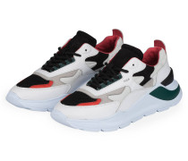Sneaker FUGA RIPSTOP - WH RIPSTOP WHITE
