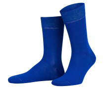 Socken HAMPSHIRE - royal
