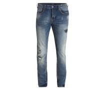 Destroyed-Jeans SKIM Skinny Fit