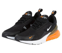 Sneaker AIR MAX 270 - SCHWARZ/ ORANGE