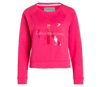 Sweatshirt HANNA - pink