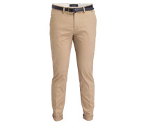 Chino MOTT Super Slim-Fit - sand