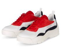 Sneaker GUMBOY - WEISS/ ROT