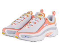 Sneaker DAYTONA DMX - WEISS/ KORALLE