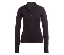 Trainingsjacke POWER SHAPE - schwarz