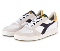 Sneaker B.ELITE - CREME/ WEISS/ DUNKELBLAU