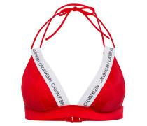 Triangel-Bikini-Top CK LOGO
