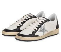 Sneaker BALL STAR - WEISS/ SCHWARZ
